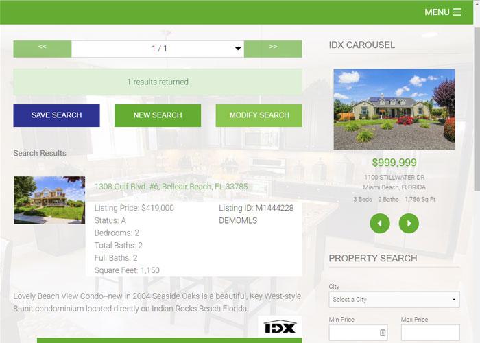 IDX Broker Benefits: IMPress for IDX Broker - WordPress Plugin for