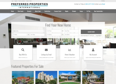 Preferred Properties Real Estate, Boca Raton, Florida