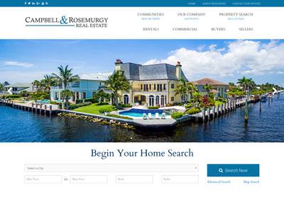 Campbell & Rosemurgy Real Estate, Pompano Beach, Florida