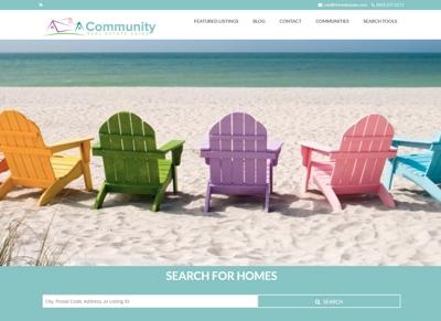 Community Real Estate Sales, Hilton Head Island, South Carolina