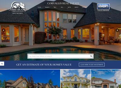 Debbie Brand Corvallis Real Estate, Corvallis, Oregon