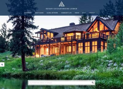 Susan Guggenheim, Aspen Lodge Properties, Aspen Colorado