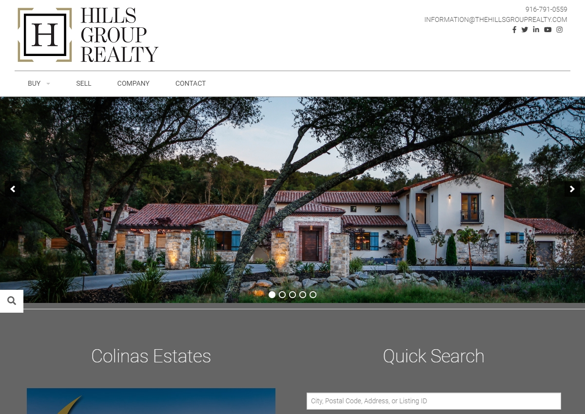 Bryan Axt, Hills Group Realty, Granite Bay, California
