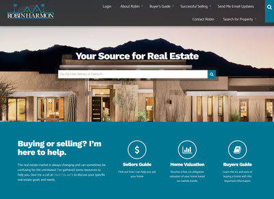 Robin Harmon Real Estate, Indian Wells, California