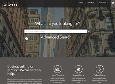 Lafayette Real Estate, New York, New York
