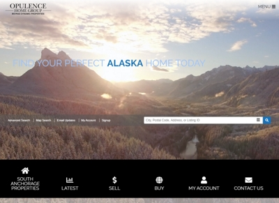 Opulence Home Group, Anchorage, Alaska