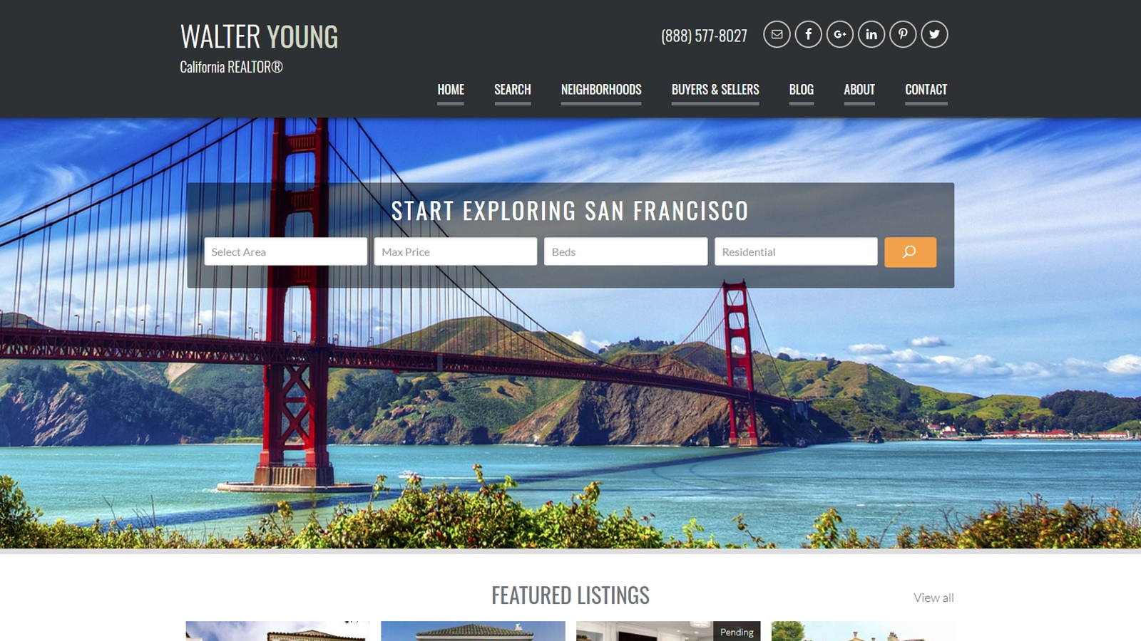 San Francisco by IDXCentral