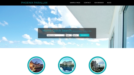 Pheonix Parallax by Realty Candy