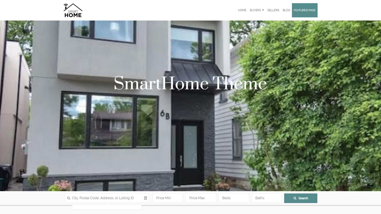 Smart Home by Realty Candy